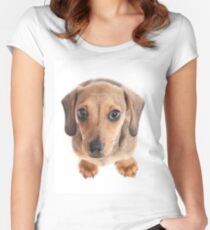 Shorty Women's Fitted Scoop T-Shirt