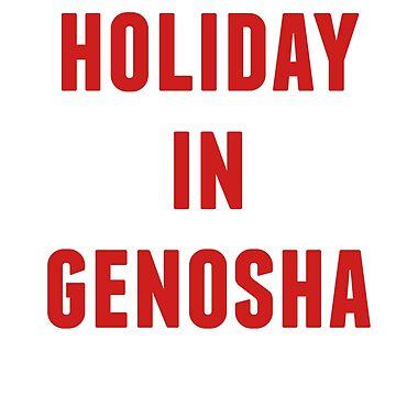 Holiday in Genosha by archangelglass