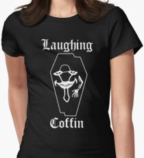 SAO Guild - Laughing Coffin Women's Fitted T-Shirt