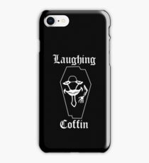 SAO Guild - Laughing Coffin iPhone Case/Skin
