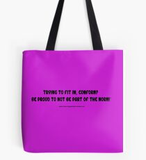 Just Words Collection 31# Tote Bag
