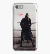 Bronx Bull Part II iPhone Case/Skin