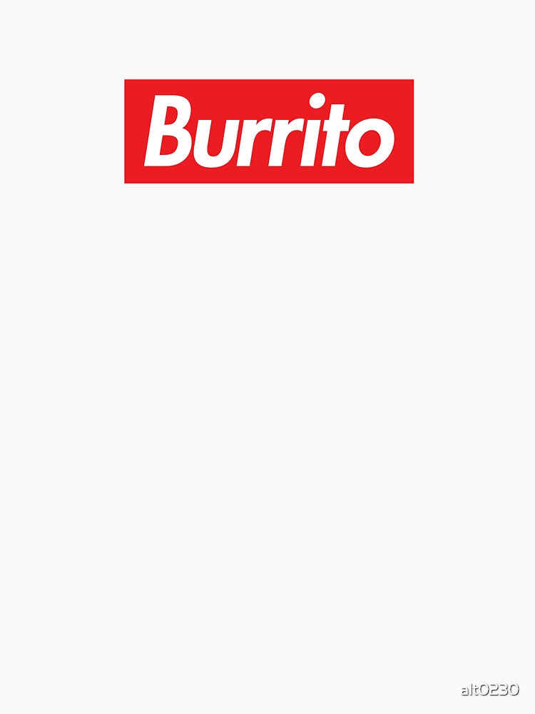 Burrito Supreme by alt0230