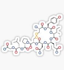 Oxytocin Sticker