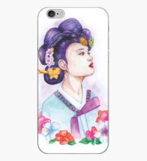 Gisaeng iPhone Case