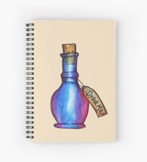 Drink Me | Alice In Wonderland  Spiral Notebook
