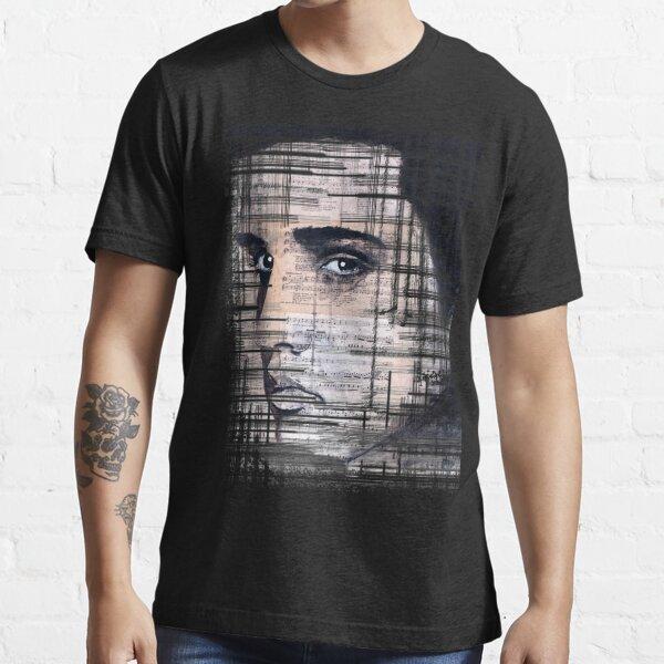 Elvis Presley original  ink painting Essential T-Shirt