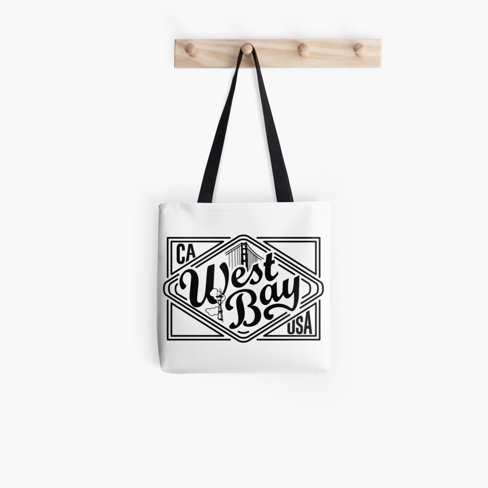 West Bay Tote Bag