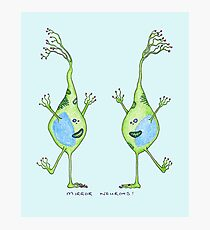Mirror neurons Photographic Print