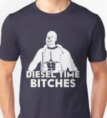 Paul Walker - Diesel Time Bitches T-Shirt