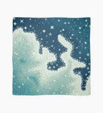 Snowdrift Nebula (8bit) Scarf