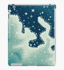 Snowdrift Nebula (8bit) iPad Case/Skin