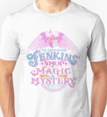 The Great Wizard Jenkins' Shop of Magic and Mystery Unisex T-Shirt