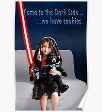 Sci Fi Girl Gone Bad Poster