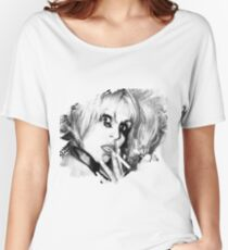 Patsy Stone Partying Women's Relaxed Fit T-Shirt