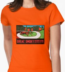 Great Smoky Mountains National Park Vintage Travel Decal 3 T-Shirt
