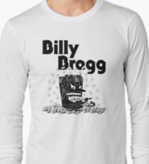 Billy Bragg - Talking With The Taxman About Poetry Long Sleeve T-Shirt
