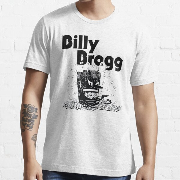 Billy Bragg - Talking With The Taxman About Poetry Essential T-Shirt