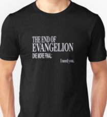 The End of Evangelion T-Shirt