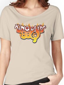 King of the BBQ Women's Relaxed Fit T-Shirt