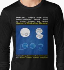 Pokéball Specs T-Shirt