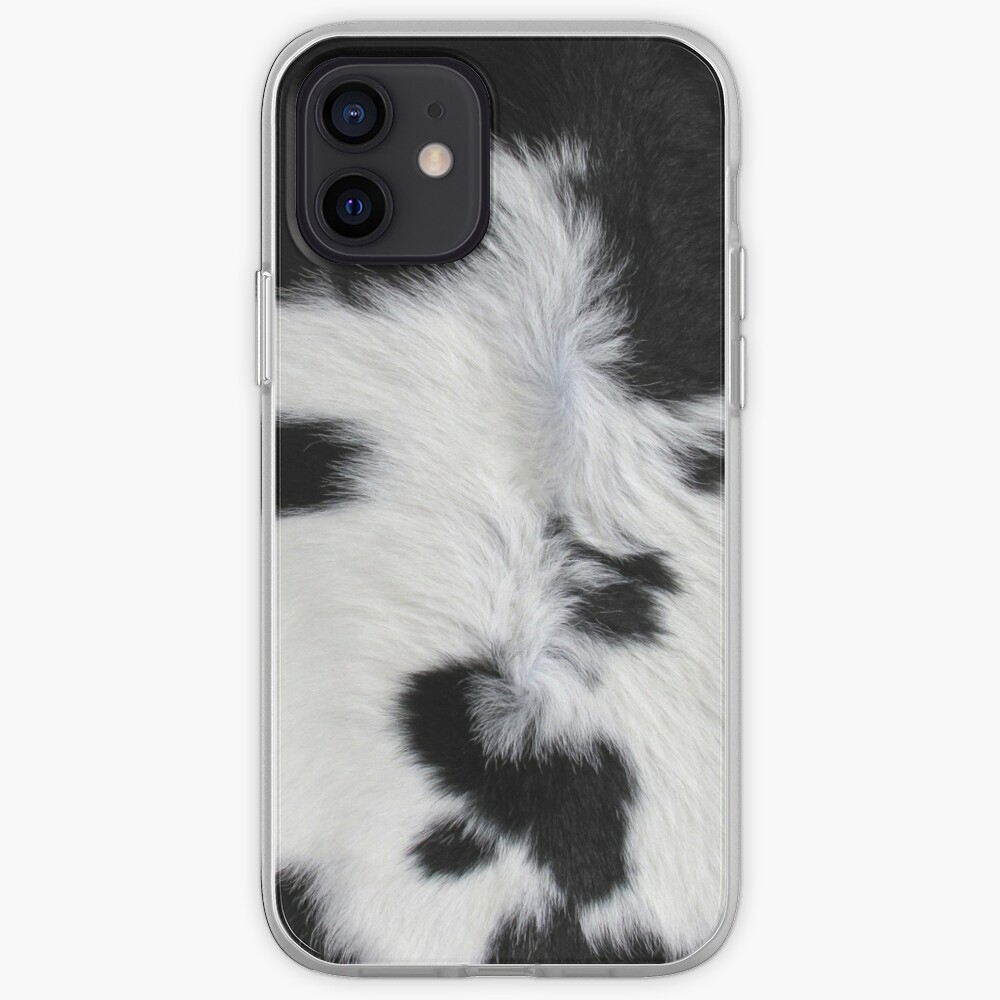Cowhide Patch iPhone Case & Cover