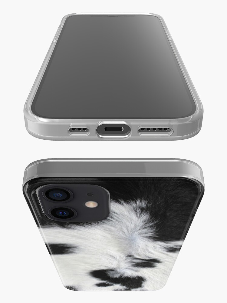 Alternate view of Cowhide Patch iPhone Case & Cover