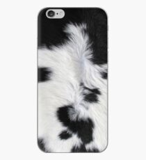 Rindsleder-Patch iPhone-Hülle & Cover