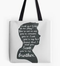 Stiles Quotes- Number One in a Series Tote Bag