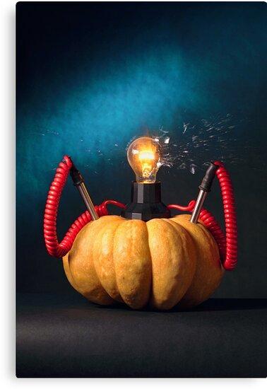 Pumpkin Power by billyboy