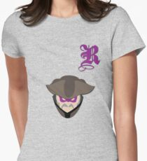 Revenge Society Womens Fitted T-Shirt