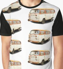 Old vw van Graphic T-Shirt