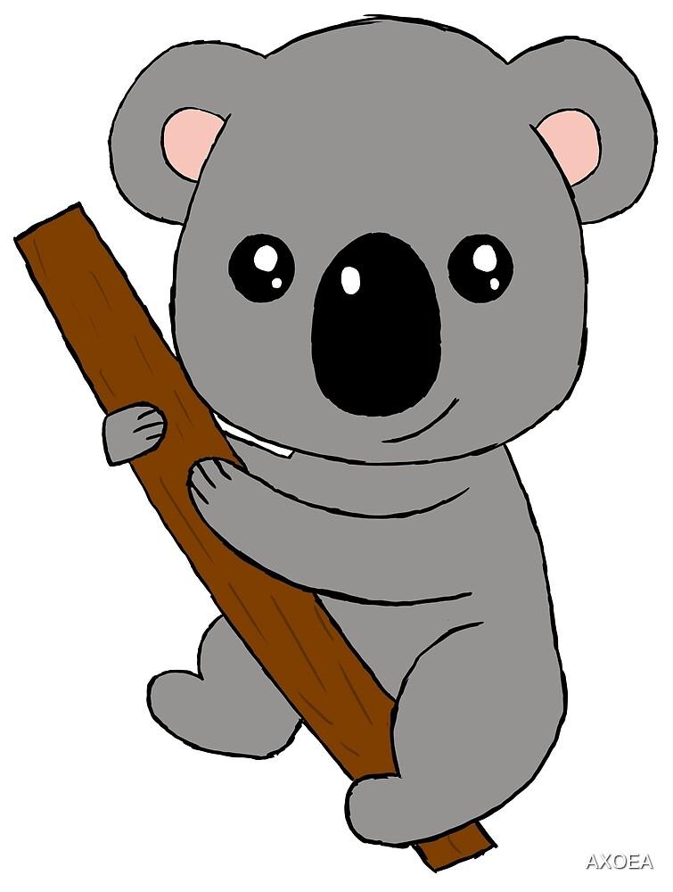 Kuddley Koala by AXOEA