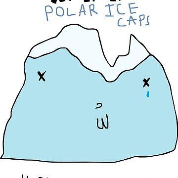 R.I.P. Polar Ice Caps by AlexAdamsonArt