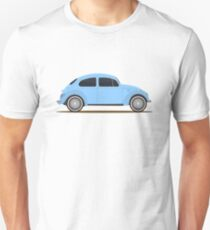 blue bug Unisex T-Shirt