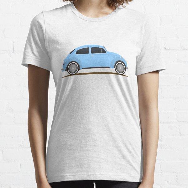 bicho azul Camiseta esencial