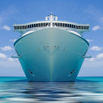 Cruise ship IV by aduran