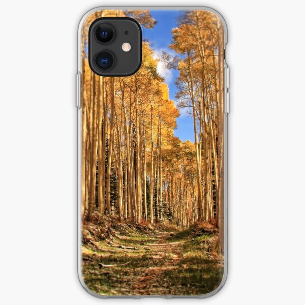 Autumn's Embrace Phone Case iPhone Soft Case