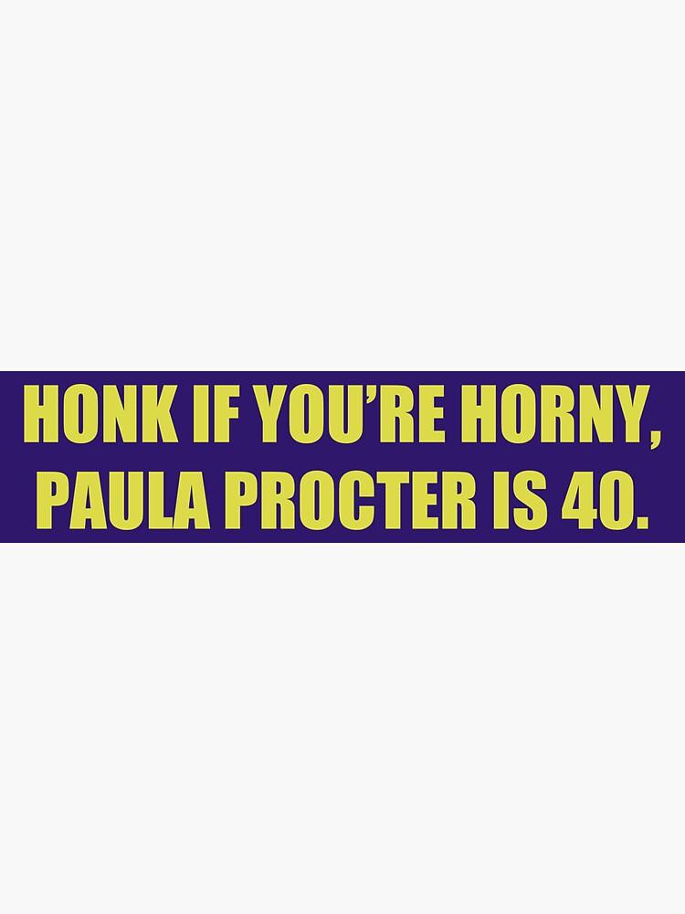 Paula Procter is 40 by namakiki