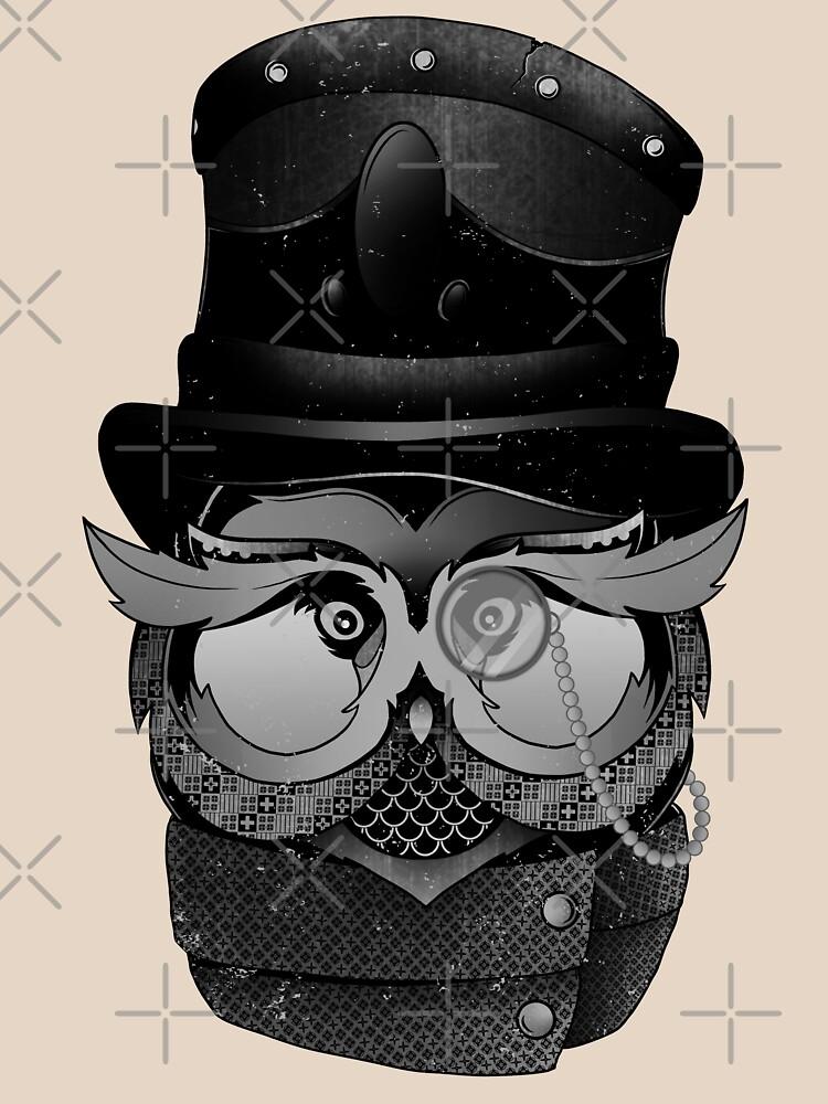 Mr. Who by GODZILLARGE