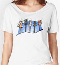 Guitars Women's Relaxed Fit T-Shirt