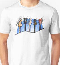Guitars T-Shirt