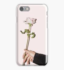 GQ magazine: BTS rose light pink v. iPhone Case/Skin