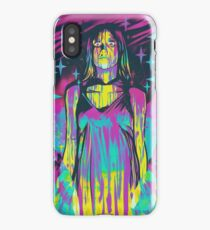 Neon Horror: Carrie iPhone Case/Skin