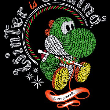 Winter is Coming Yoshi by MattLa
