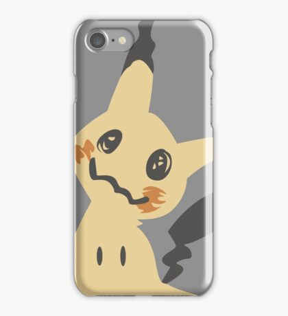 Mimikyu iPhone Case/Skin