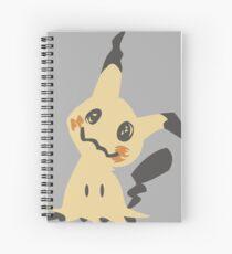 Mimikyu Spiral Notebook
