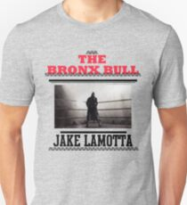 Bronx Bull Slim Fit T-Shirt