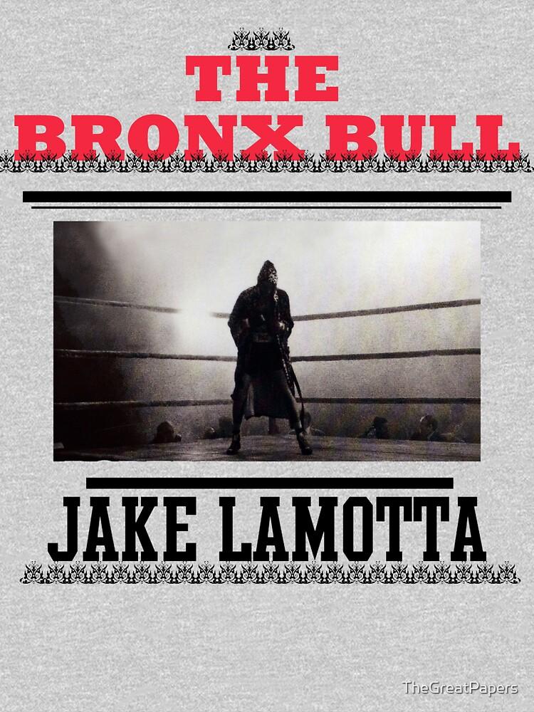 TShirtGifter presents: Bronx Bull | Unisex T-Shirt