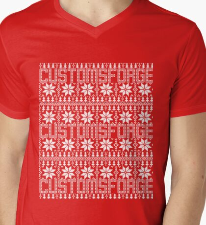 Merry Christmas from CustomsForge! T-Shirt